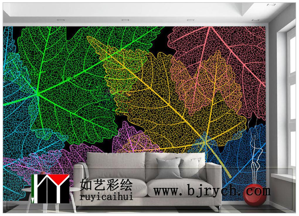 北京如艺_文化墙绘,手绘墙画,墙体彩绘,3d立体画,壁画